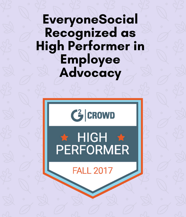employee advocacy high performer