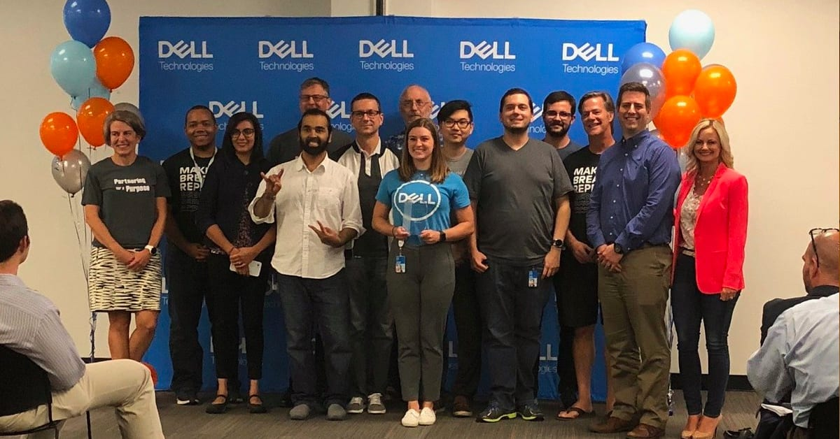 Dell Employees.