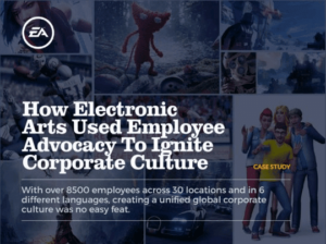 How Electronic Arts Used Employee Advocacy For Corporate