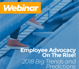 employee advocacy on the rise!.