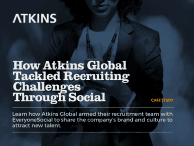 Atkins Global Case Study