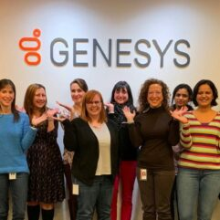 Genesys Case Study.