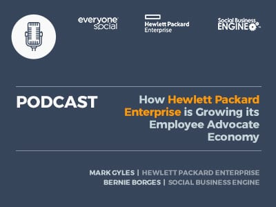 HPE Employee Advocacy