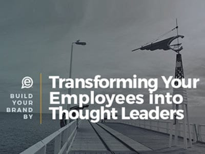 Transforming employees into thought leaders
