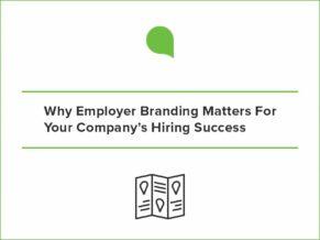 Employer Branding for Hiring