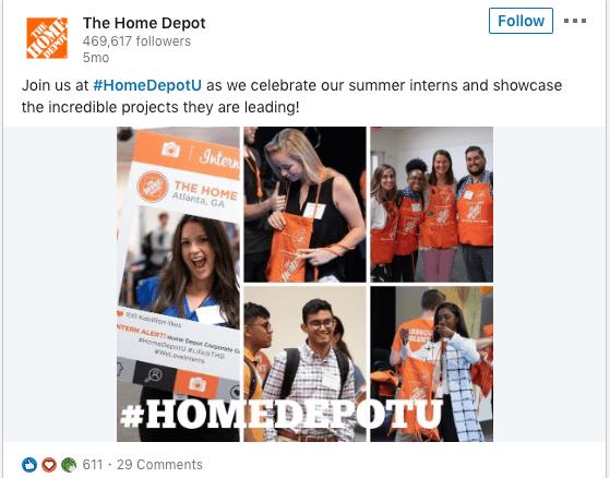 HomeDepotU
