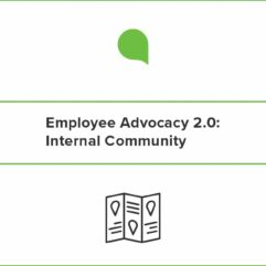 Employee Advocacy Internal Community