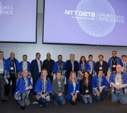 NTT Data Employees