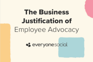 Justification Employee Advocacy