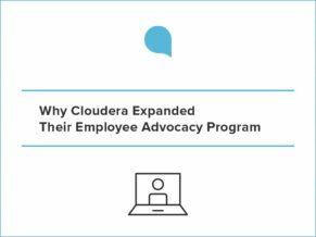 Cloudera EA Program