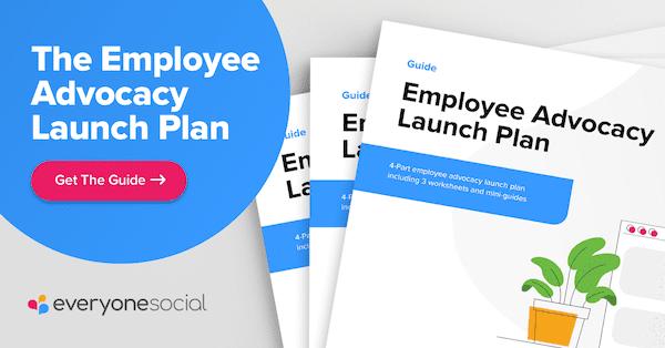 Employee Advocacy Launch