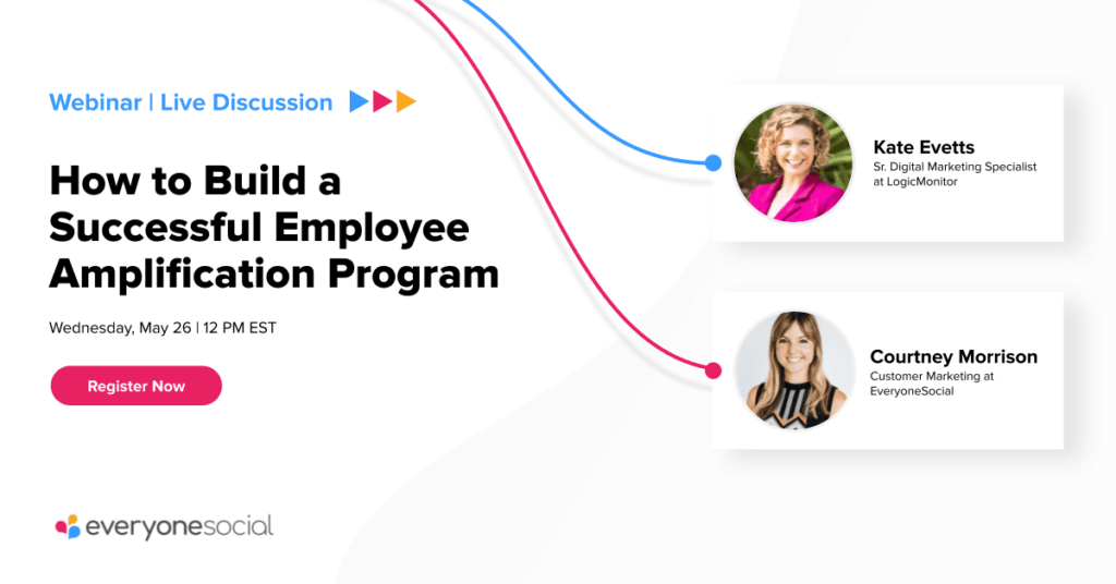 how to build a successful employe amplification program