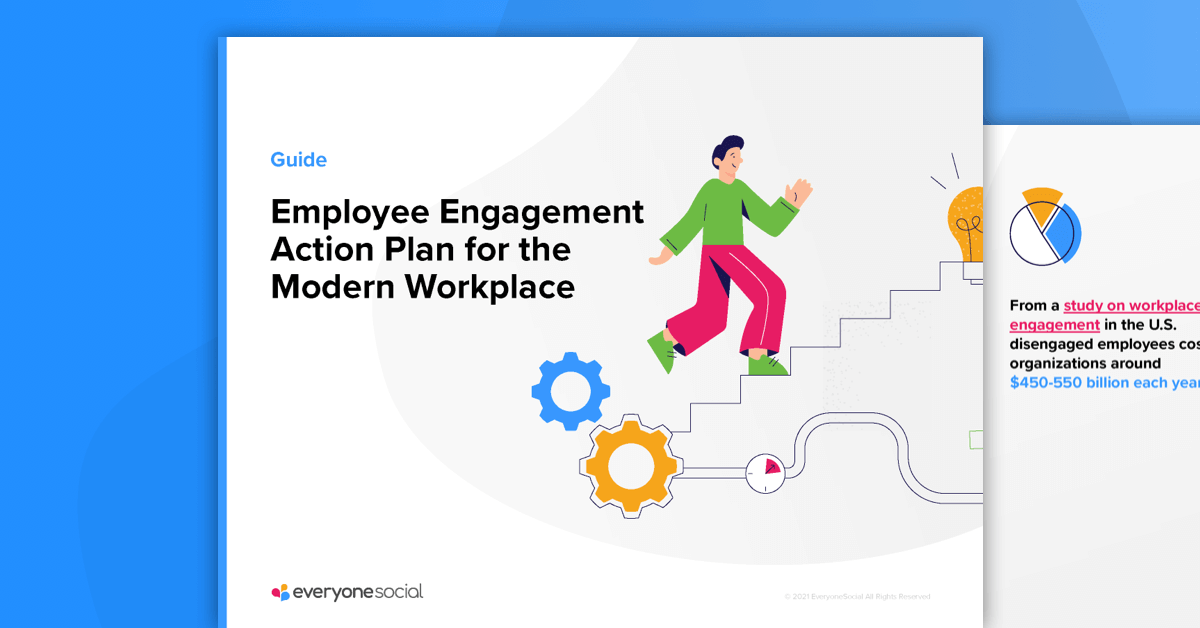Employee Engagement Action Plan for the Modern Workplace